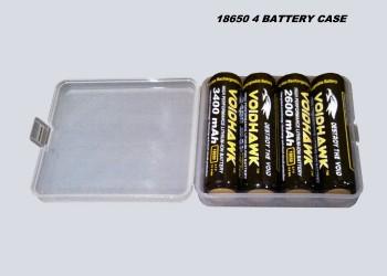 18650 4X BATTERY CASE