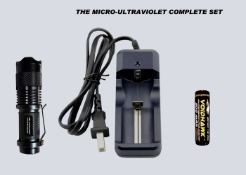 MICRO-ULTRAVIOLET COMPLETE SET