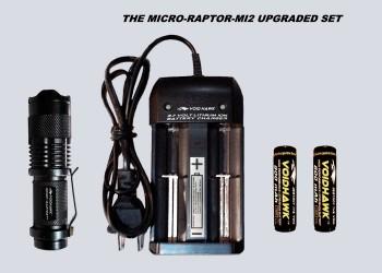 MICRO-RAPTOR-MI2 UPGRADED SET