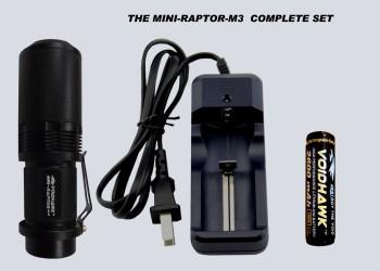 MINI-RAPTOR-M3 COMPLETE SET