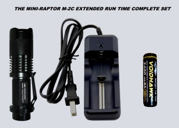 MINI-RAPTOR EXTENDED RUN TIME SET