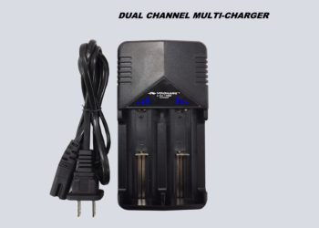 DUAL CHANNEL MULTI-CHARGER