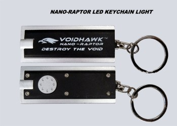 NANO-RAPTOR LED KEYCHAIN LIGHT