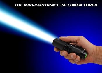 MINI-M3 350 LUMEN OFFER SPECIAL -KC