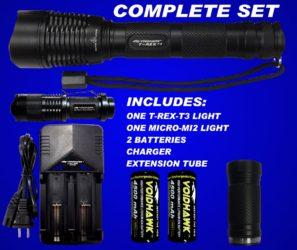 T-REX-T3 SPECIAL OFFER COMP SET -RC